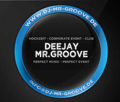 Logo Mr. Groove